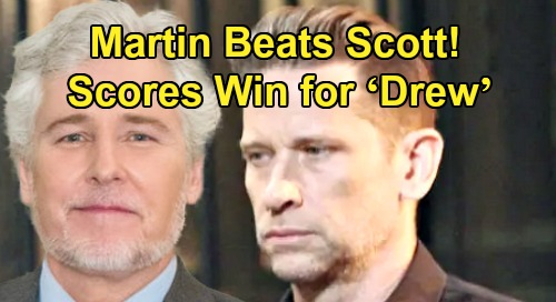 General Hospital Spoilers: Liz's Crushing Franco Defeat, Martin Scores Win for 'Drew' – Kim Thrilled Over Victory