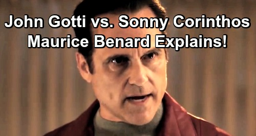 General Hospital Spoilers: Maurice Benard Explains The Differences Between Sonny Corinthos and Real-Life Mobster John Gotti