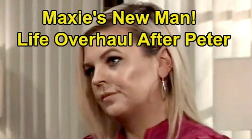 General Hospital Spoilers: Maxie's New Man and New Career – Life Overhaul After Peter Breaks Her Heart