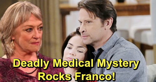 General Hospital Spoilers: Franco Rocked by Deadly Medical Mystery – Finn's Desperate Race to Find a Cure