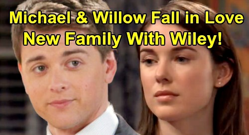 General Hospital Spoilers: Michael & Willow Fall in Love, Wiley Bond Brings New Happy Family Together?