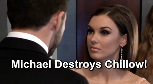 General Hospital Spoilers: Chillow Trouble, GH's Hottest Young Couple in Jeopardy – Michael Needs to Leave Chase and Willow Alone