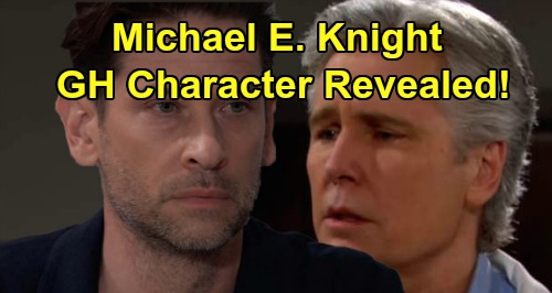 General Hospital Spoilers: Michael E. Knight's Mystery Character Brings Memory-Mapping Shockers – Franco's Only Hope?