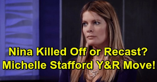 General Hospital Spoilers: Will Nina Be Killed Off or Recast - Michelle Stafford's Exit For Y&R Major Impact On GH Storylines