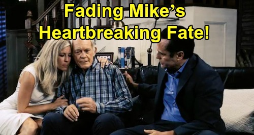 General Hospital Spoilers: Sonny Braces for Deadly Devastation – Fading Mike's Heartbreaking Fate