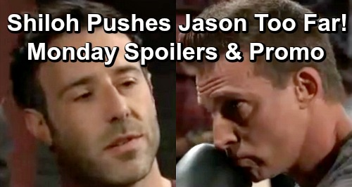 General Hospital Spoilers: Monday, April 22 – Ryan's Gruesome 'Gift' Horrifies Laura – Kristina Blasts Neil – Shiloh Provokes Jason