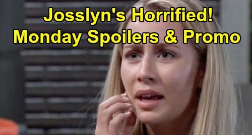 General Hospital Spoilers: Monday, August 12 – Josslyn Horrified – Sonny's Tough Task – Liz Pleads with Franco