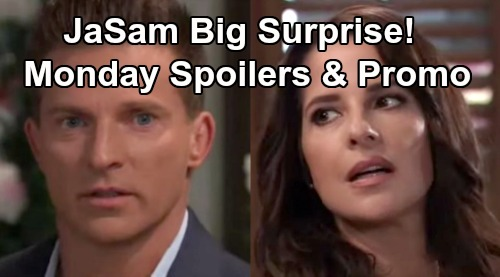 General Hospital Spoilers: Monday, August 26 – Kristina Pushes JaSam to Remarry – CarSon Vow Renewal – Chase & Willow's Risky Plan