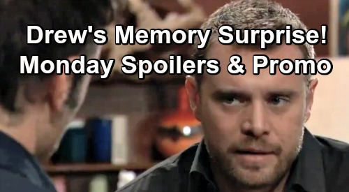 General Hospital Spoilers: Monday, February 11 – Ava Saves Griffin's Life – Sasha's Surprise – Shiloh Hides True Drew Memory