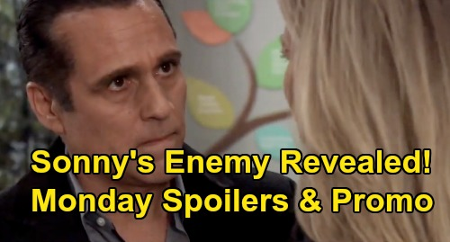 General Hospital Spoilers: Monday, February 3 – Sonny's Enemy Cyrus Renault Revealed – Nelle Drops a Bomb on Brook Lynn