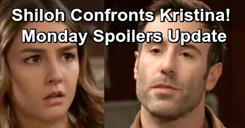 General Hospital Spoilers: Monday, January 28 Update – Ryan's Next Attack – Robert Suspects 'Kevin' – Shiloh Flusters Kristina