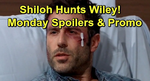General Hospital Spoilers: Monday, June 10 – Shiloh Hunts Wiley – Kristina's Desperate Plea – Willow's Suggestion Stuns Diane