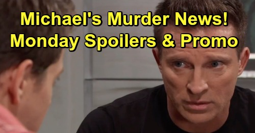 General Hospital Spoilers: Monday, June 24 – Nina Puts Wiley At Risk – Michael Tells Jason Shiloh Murdered Willow's Father