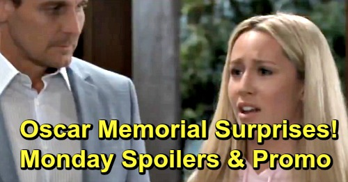 General Hospital Spoilers: Monday, May 13 – Oscar's Memorial Shockers, Ned Carries Out Final Instructions – Grieving Josslyn Crumbles