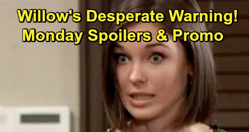General Hospital Spoilers: Monday, May 6 – Willow's Desperate Warning to Kristina – Jordan's Awful Lab Test Results – Peter's Threat