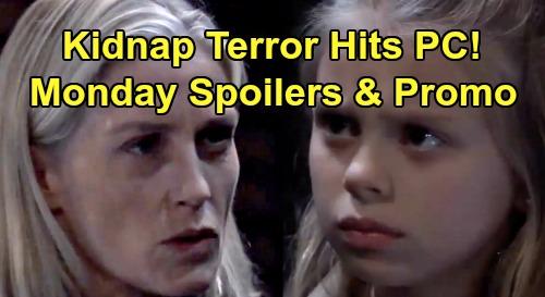 General Hospital Spoilers: Monday, November 11 – Charlotte's Kidnapping Terror Strikes PC – Lucas Disowns Julian – Jax Explodes at Nikolas