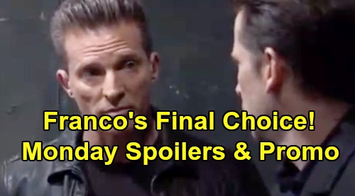 General Hospital Spoilers: Monday, November 18 – 'Drew's' Future Decided – Stunned Anna Meets Violet – Sonny Blows Up at Cameron