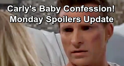 General Hospital Spoilers: Monday, February 25 Update – Drew's Horrifying News – Carly's Emotional Baby Confession