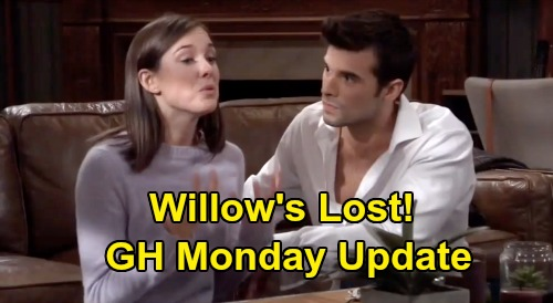 General Hospital Spoilers: Monday, February 24 Update – Nelle Is Carly's Deadly Target – Liz's Affair With Nik Revealed - Willow's Lost