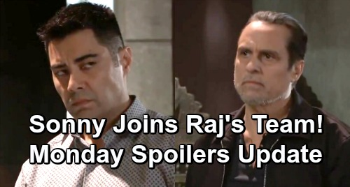 General Hospital Spoilers: Monday, March 18 Update – Sonny Joins Raj's Team – Nina Wedding Crisis – Alex's Memory Shocker