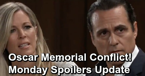 General Hospital Spoilers: Monday, May 13 Update – Oscar's Bittersweet Memorial – Sonny and Ned Face Off - Sam's Big News