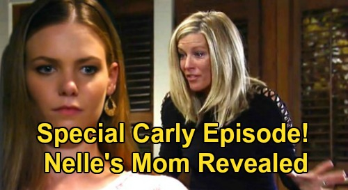 General Hospital Spoilers: Special Carly Episode Brings Flashback Surprises – Nina's Necklace Origin, Nelle's Mom Revealed?