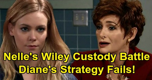 General Hospital Spoilers: Nelle Fights Hard for Wiley Custody – Diane's Cutthroat Strategy for Michael Fails?