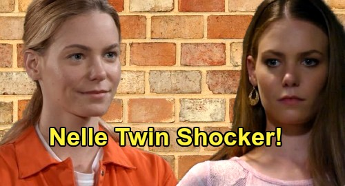General Hospital Spoilers: Nelle's Identical Twin Storyline Twist, Cryptic Hint Spells Trouble – Doppelganger Drama Brewing?
