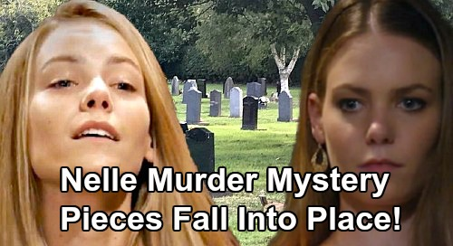 General Hospital Spoilers: Nelle Murder Mystery Pieces Fall Into Place – Will Jonah's Mom Get a Whodunit Exit?