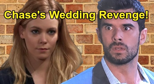 General Hospital Spoilers: Chase's Revenge After Michael & Willow's Marriage – Furious Detective's Brutal Nelle Takedown?