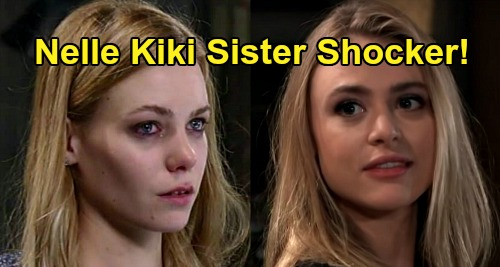 General Hospital Spoilers: Nelle's Horrible Realization - Ryan Killed Sister Kiki, Deprived of Ever Knowing Sibling