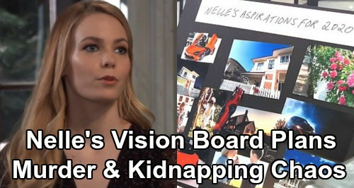 General Hospital Spoilers: Nelle's Murder and Wiley Kidnapping Plots Revealed – Vision Board Brings Port Charles Nightmare?