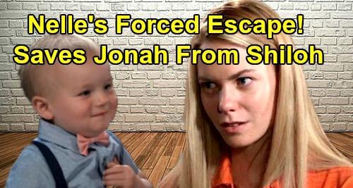 General Hospital Spoilers: Nelle's Pentonville Escape - Must Save Jonah from Predator Shiloh