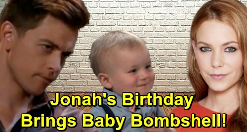 General Hospital Spoilers: Jonah's First Birthday Brings Nelle and Michael Bombshell - Harmony Gives Willow a Baby Clue