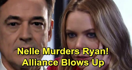 General Hospital Spoilers: Nelle Murders Ryan After Escape, Alliance Blows Up – Twist Finally Ends Serial Killer Story?