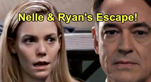 General Hospital Spoilers: Nelle and Ryan's Pentonville Escape - Harmony Plays Critical Role In Deadly Plot?