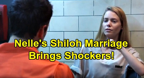 General Hospital Spoilers: Nelle's Marriage to Shiloh Brings Major Benefits – Scores Freedom and Hubby's ELQ Stocks?