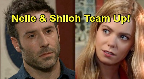 General Hospital Spoilers: Shiloh and Nelle's Shocking Alliance – Corinthos Enemies Unite for Revenge?