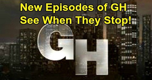 General Hospital Spoilers: How Long Will New Episodes of GH Last? – What Fans Should Know