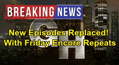 General Hospital Spoilers: GH Encore Episode Plan, Starts Flashback Fridays – How ABC Soap's Handling Coronavirus Shutdown