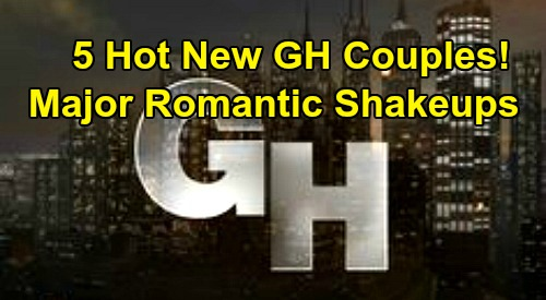 General Hospital Spoilers: 5 New GH Couples Brewing – Major Romantic Shakeups, Who's Getting Paired Next?