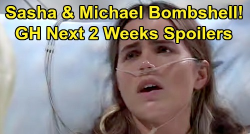 General Hospital Spoilers Next 2 Weeks: Sonny's Sudden Threat – Alexis Gets Busted – Michael & Sasha's Big Bombshell