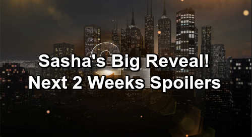 General Hospital Spoilers Next 2 Weeks: Franco Caught in Ryan's Trap – Sasha's Big Surprise – Liesl Exploits Paxie's Bond