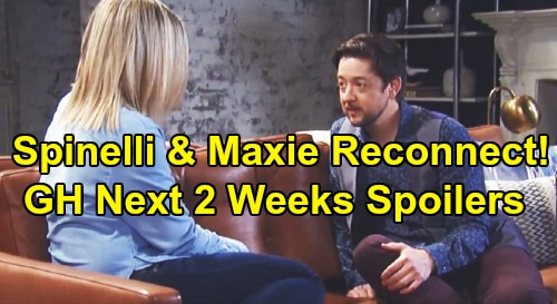 General Hospital Spoilers Next 2 Weeks: Sonny's Road Trip – Tracy and Michael Clash – Spinelli Reconnects with Maxie