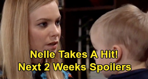 General Hospital Spoilers Next 2 Weeks: GH Emergency - Nikolas Surrenders to Ava – Sonny Tackles Enemy – Nelle Takes a Hit