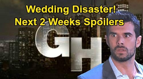 General Hospital Spoilers Next 2 Weeks: Horrible Wedding Scene – Custody Battle Explodes - Valentin Drops a Bomb
