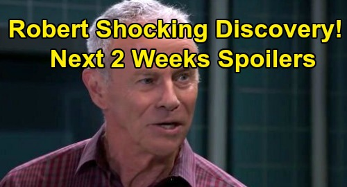 General Hospital Spoilers Next 2 Weeks: Robert's Disturbing Discovery – Jason & Danny's Father-Son Time – Cameron's Plea to Kim