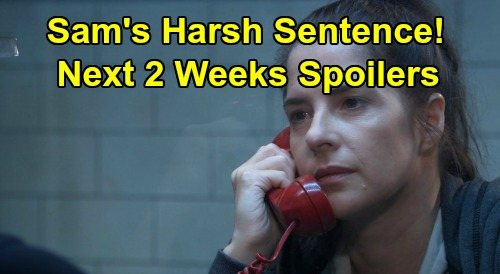 General Hospital Spoilers Next 2 Weeks: Sam's Harsh Sentence, Jason's Vow – Alexis Learns 'Wiley' Secret - Surprise Return