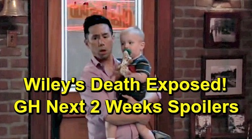 General Hospital Spoilers Next 2 Weeks: Wiley's Death Exposed - Hayden's Big Comeback – Sonny Loses Control, Jason Steps Up