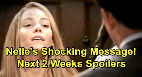 General Hospital Spoilers Next 2 Weeks: Michael Faces Nelle's Shocking Message on Jonah's Birthday – Cam's Dirty Move